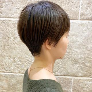 ベリーショート 大人ショート ショートヘア ショート ヘアスタイルや髪型の写真・画像