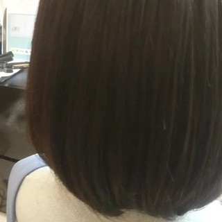 ナチュラル ダークアッシュ ショートボブ ボブ ヘアスタイルや髪型の写真・画像 ヘアスタイルや髪型の写真・画像