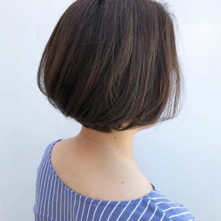 ショートボブ ベージュ 大人かわいい ボブ ヘアスタイルや髪型の写真・画像 ヘアスタイルや髪型の写真・画像