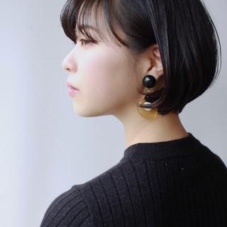 マッシュMIX ショート 上品 エレガント ヘアスタイルや髪型の写真・画像