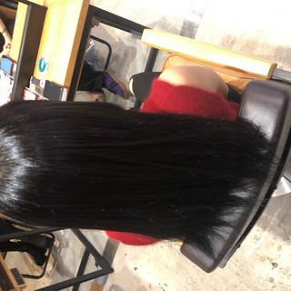 ナチュラル サイエンスアクア トリートメント デート ヘアスタイルや髪型の写真・画像