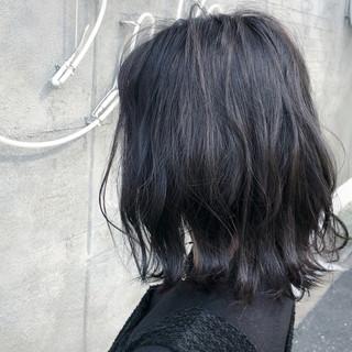 くせ毛風 コンサバ デート ウェーブ ヘアスタイルや髪型の写真・画像
