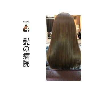 トリートメント 頭皮ケア ナチュラル 名古屋市守山区 ヘアスタイルや髪型の写真・画像
