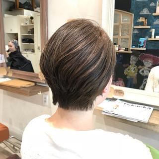 かっこいい コンサバ 小顔 似合わせ ヘアスタイルや髪型の写真・画像 ヘアスタイルや髪型の写真・画像