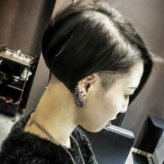 ブリーチ グレージュ ボブ 大人女子 ヘアスタイルや髪型の写真・画像
