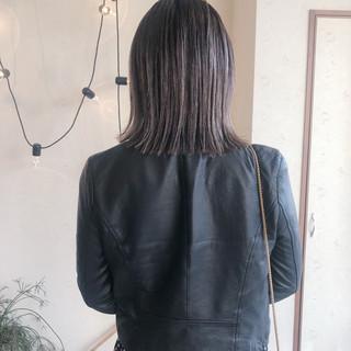切りっぱなしボブ ストリート ボブ 大人かわいい ヘアスタイルや髪型の写真・画像 ヘアスタイルや髪型の写真・画像
