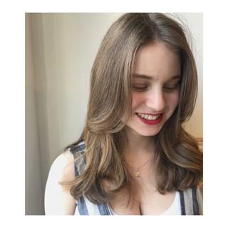 ヘアアレンジ フェミニン 夏 簡単ヘアアレンジ ヘアスタイルや髪型の写真・画像