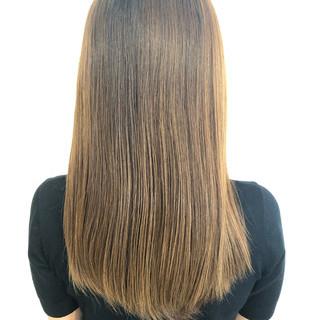 美髪 ブラウンベージュ グレージュ ナチュラル ヘアスタイルや髪型の写真・画像 | 井澤 大樹/sorriso / sorriso hair桜山