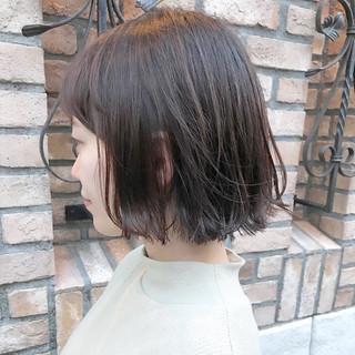 ショートボブ 外ハネボブ ショートヘア ミニボブ ヘアスタイルや髪型の写真・画像