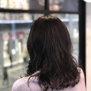 ヘアアレンジ 透明感 アンニュイほつれヘア 大人かわいい ヘアスタイルや髪型の写真・画像