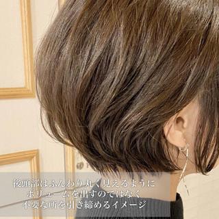 簡単ヘアアレンジ 小顔ショート ショート ナチュラル ヘアスタイルや髪型の写真・画像 | 近藤雄太/ショート / Neolive CiroL.