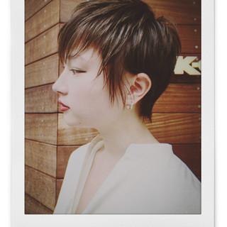 ショート ショートヘア ベリーショート 阿藤俊也 ヘアスタイルや髪型の写真・画像