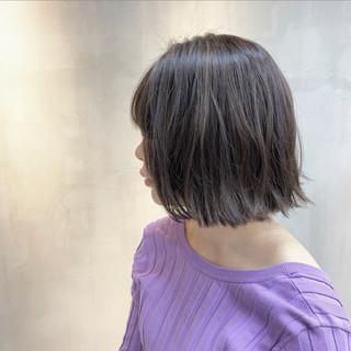 透明感カラー ナチュラル グレージュ 外国人風カラー ヘアスタイルや髪型の写真・画像