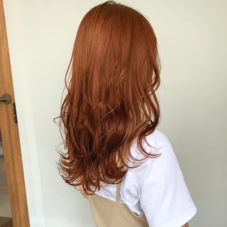 ミルクティーベージュ 簡単ヘアアレンジ ナチュラル セミロング ヘアスタイルや髪型の写真・画像