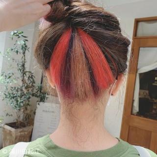 モテ髪 ロング グラデーションカラー 大人かわいい ヘアスタイルや髪型の写真・画像