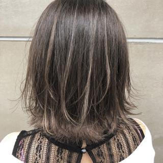 ボブ アウトドア 簡単ヘアアレンジ 透明感 ヘアスタイルや髪型の写真・画像 ヘアスタイルや髪型の写真・画像