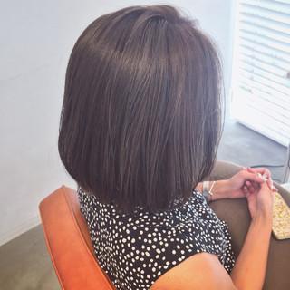 表参道 グレージュ 大人ハイライト 3Dハイライト ヘアスタイルや髪型の写真・画像 ヘアスタイルや髪型の写真・画像