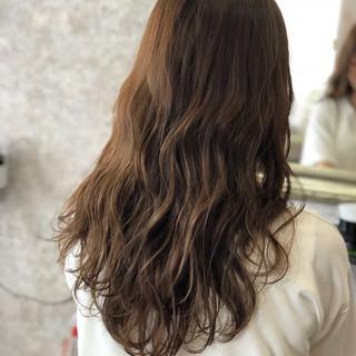 ロング 涼しげ ヘアアレンジ ナチュラル ヘアスタイルや髪型の写真・画像 ヘアスタイルや髪型の写真・画像