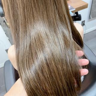 モテ髪 ツヤ髪 ロング 髪質改善 ヘアスタイルや髪型の写真・画像