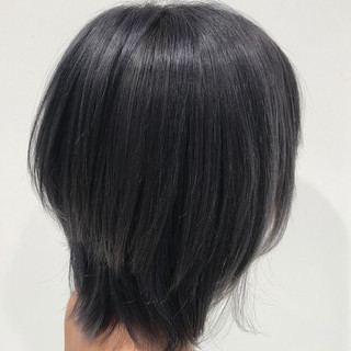 ハイトーン モード ショート ブリーチ ヘアスタイルや髪型の写真・画像