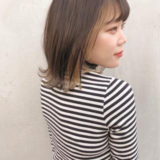 モード ブリーチカラー ショート ブリーチ ヘアスタイルや髪型の写真・画像