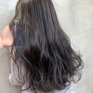 ストリート ハイライト バレイヤージュ ブリーチ ヘアスタイルや髪型の写真・画像