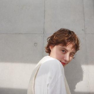 ショートボブ ショートヘア 外国人風 ミニボブ ヘアスタイルや髪型の写真・画像
