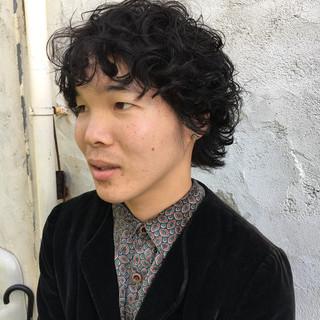 上野谷勉さんのヘアスナップ