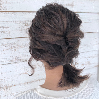 パーマ フェミニン 表参道 アンニュイほつれヘア ヘアスタイルや髪型の写真・画像 ヘアスタイルや髪型の写真・画像