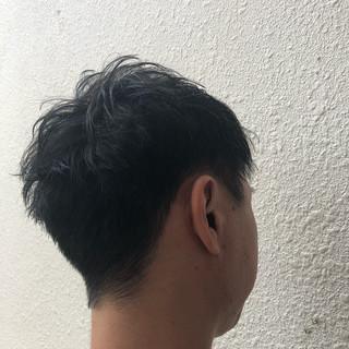 ナチュラル ベリーショート デザイン ショートヘア ヘアスタイルや髪型の写真・画像