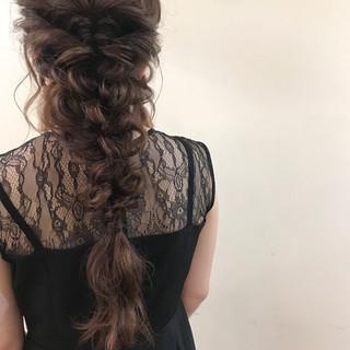 夏 成人式 涼しげ 結婚式 ヘアスタイルや髪型の写真・画像