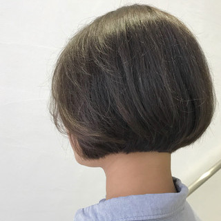 グラデーションカラー モテボブ ナチュラル ボブ ヘアスタイルや髪型の写真・画像 ヘアスタイルや髪型の写真・画像
