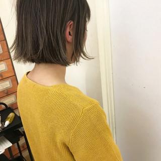 ナチュラル ハイライト アンニュイほつれヘア 女子力 ヘアスタイルや髪型の写真・画像