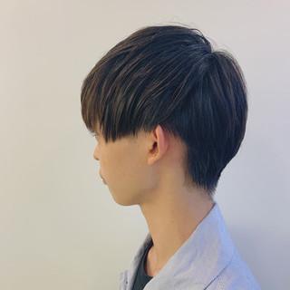 ショート メンズカット メンズ ナチュラル ヘアスタイルや髪型の写真・画像