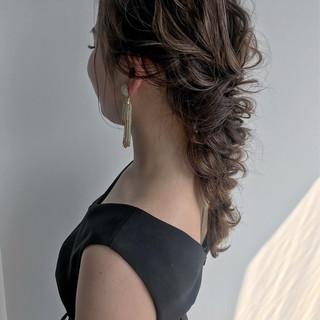 ナチュラル ヘアアレンジ スポーツ 大人かわいい ヘアスタイルや髪型の写真・画像   YUJI / LIICHI / LIICHI (リイチ)
