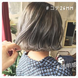 オルチャン 韓国ヘア ストリート ヘアアレンジ ヘアスタイルや髪型の写真・画像