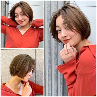 似合わせカット ボブ 阿藤俊也 ショートボブ ヘアスタイルや髪型の写真・画像