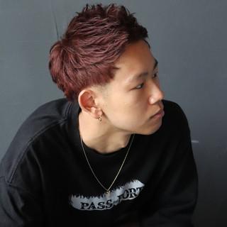 ストリート ショート デート スポーツ ヘアスタイルや髪型の写真・画像