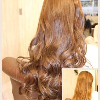 大人女子 ヌーディーベージュ 外国人風 色気 ヘアスタイルや髪型の写真・画像