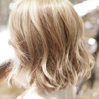 ハイライト 外国人風カラー ガーリー ダブルカラー ヘアスタイルや髪型の写真・画像