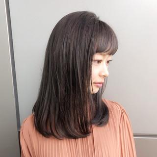 ハイライト レイヤー ナチュラル オフィス ヘアスタイルや髪型の写真・画像 ヘアスタイルや髪型の写真・画像