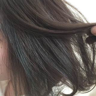 ハイライト ストリート 暗髪 色気 ヘアスタイルや髪型の写真・画像