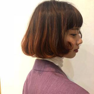 バレイヤージュ デート ゆるふわ フェミニン ヘアスタイルや髪型の写真・画像