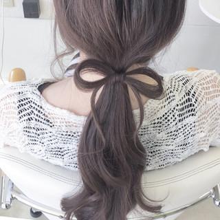 ショート 簡単ヘアアレンジ ヘアアレンジ ロング ヘアスタイルや髪型の写真・画像 ヘアスタイルや髪型の写真・画像