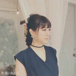 大人かわいい ロング ゆるふわ フェミニン ヘアスタイルや髪型の写真・画像