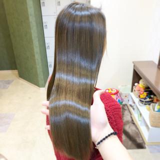 トリートメント 外国人風カラー ナチュラル 髪質改善トリートメント ヘアスタイルや髪型の写真・画像