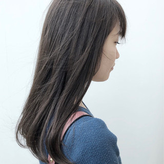 ナチュラル グレージュ 大人かわいい オフィス ヘアスタイルや髪型の写真・画像 ヘアスタイルや髪型の写真・画像