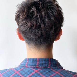 刈り上げ メンズショート メンズヘア ストリート ヘアスタイルや髪型の写真・画像