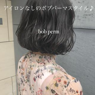 アンニュイほつれヘア デジタルパーマ パーマ ナチュラル ヘアスタイルや髪型の写真・画像