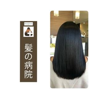 ロング 髪の病院 名古屋市守山区 頭皮ケア ヘアスタイルや髪型の写真・画像